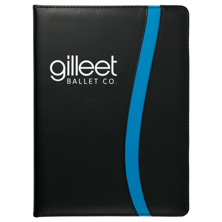 Session Padfolio, SM-3618, 1 Colour Imprint
