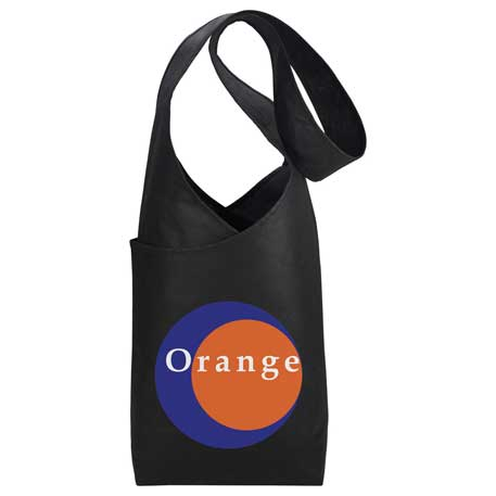 Twilight Non-Woven Shoulder Sling Tote, SM-7138, 1 Colour Imprint
