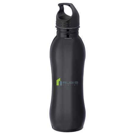 Curve 25oz Sports Bottle, SM-6797, 1 Colour Imprint
