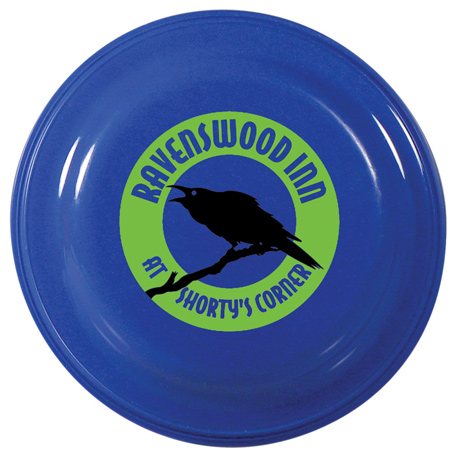Decorated Flyer Lid for 64oz & 87oz Pail, HL-603FLYER - 1 Colour Imprint