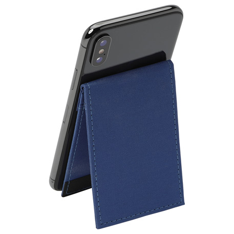 Premium RFID Phone Wallet with Stand, SM-2904, 1 Colour Imprint