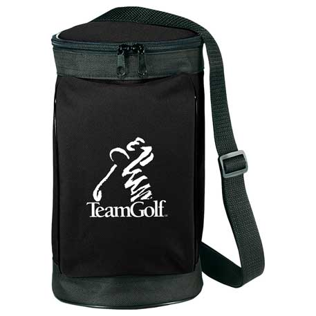 Golf Bag 6-Can Event Cooler, SM-7215, 1 Colour Imprint