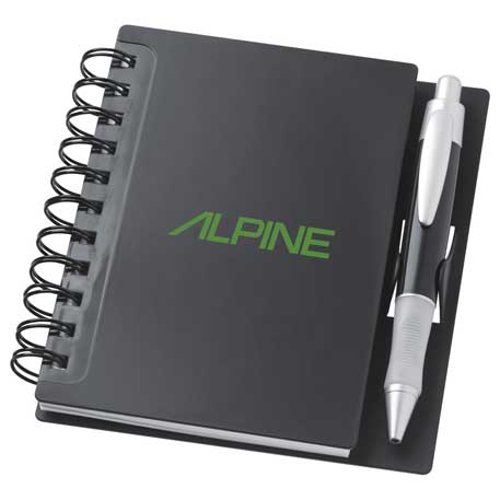 The Times Spiral Notebook, SM-3452 - 1 Colour Imprint