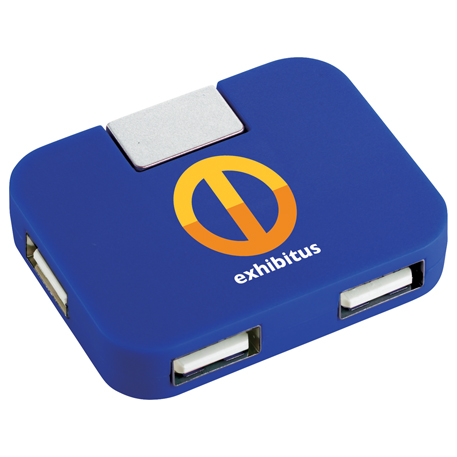 Rotas USB Hub, SM-3944, 1 Colour Imprint