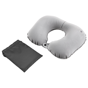 Inflatable Travel Pillow, SM-9918, 1 Colour Imprint
