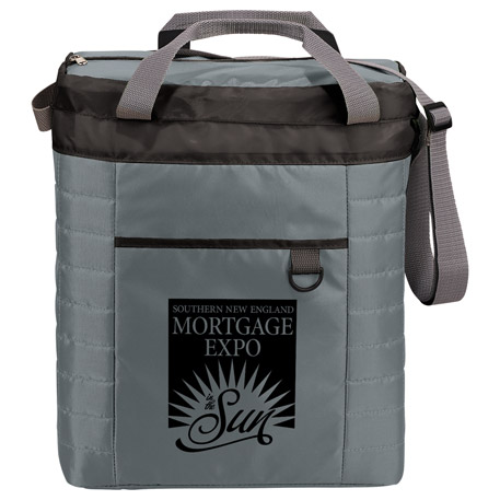 Quilted 36-Can Event Cooler, SM-7044, 1 Colour Imprint