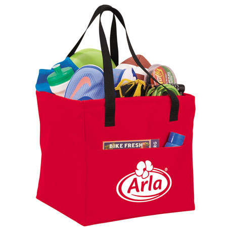 Medium Utility Tote, SM-7078 - 1 Colour Imprint