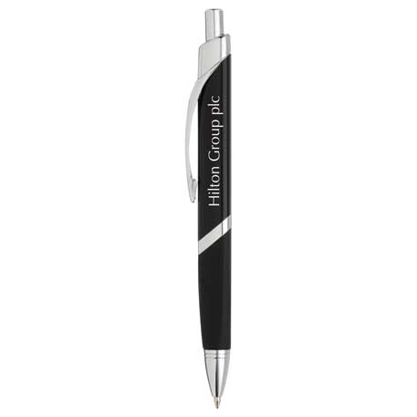 SoBe Metal Ballpoint Pen, SM-4050, 1 Colour Imprint