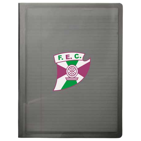 Translucent Padfolio, SM-3434, 1 Colour Imprint