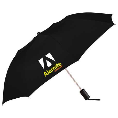 "Miami 42"" Auto Folding Umbrella, SM-9542 - 1 Colour Imprint"