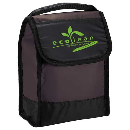Undercover Foldable 5-Can Lunch Cooler, SM-7312, 1 Colour Imprint