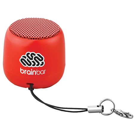 Clip Mini Bluetooth Speaker, SM-2573 - 1 Colour Imprint