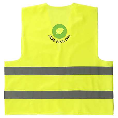 The Safety Vest, SM-9901 - 1 Colour Imprint