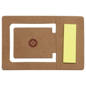 Mini Bookmark Sticky Note, SM-3158, 1 Colour Imprint