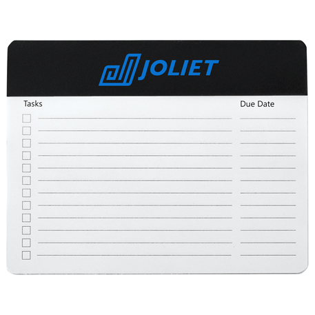 Mouse Pad with To-Do List, SM-3684, 1 Colour Imprint