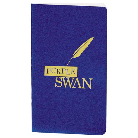 Recycled Mini Pocket Notebook, SM-3482 - 1 Colour Imprint