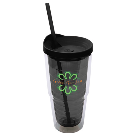 Mega 24oz Twister Tumbler, SM-6848, 1 Colour Imprint
