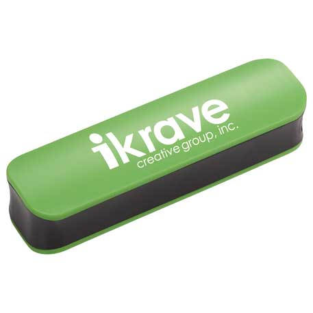 Edge 2,000 Power Bank, SM-3798, 1 Colour Imprint