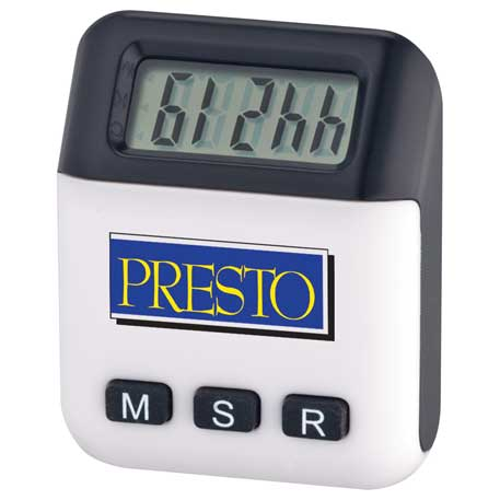 Trainer Pedometer, SM-7891 - 1 Colour Imprint