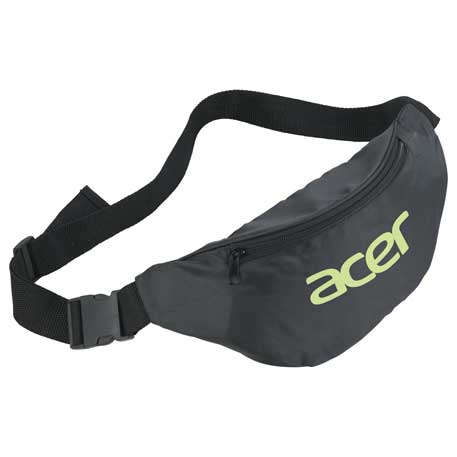 Hipster Budget Fanny Pack, SM-7102 - 1 Colour Imprint