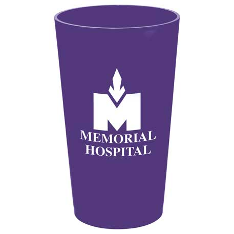 22-oz. Tuf Tumbler Cup, HL-592 - 1 Colour Imprint