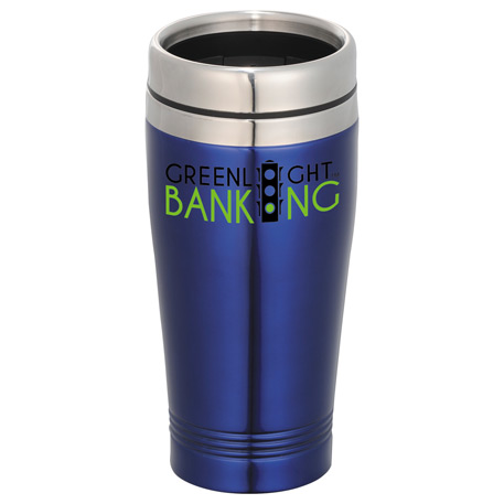 Hollywood 16oz Tumbler, SM-6701, 1 Colour Imprint