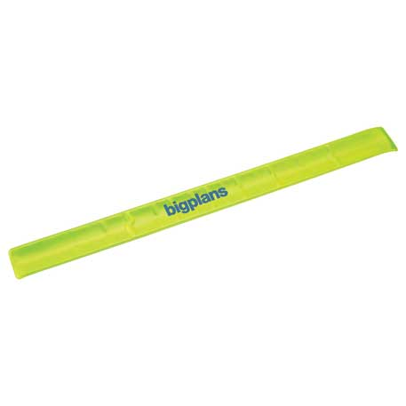 Safety Slap Bracelet, SM-7670 - 1 Colour Imprint