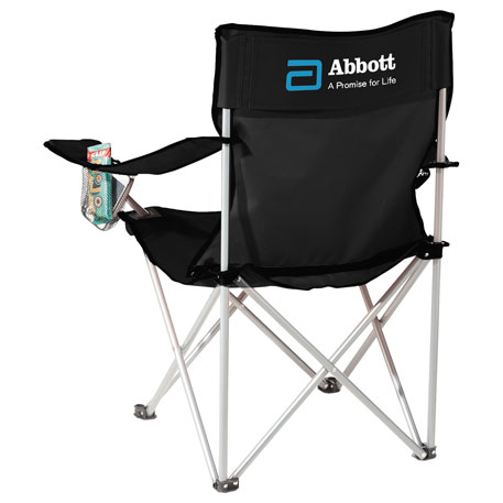 Fanatic Event Folding Chair, SM-7765 - 1 Colour Imprint