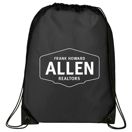 Catch All Drawstring Bag, SM-7352, 1 Colour Imprint
