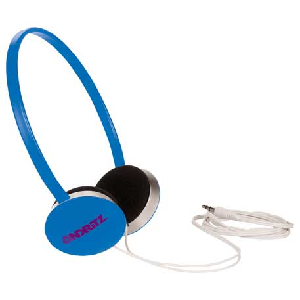 Bass Headphones, SM-3812, 1 Colour Imprint
