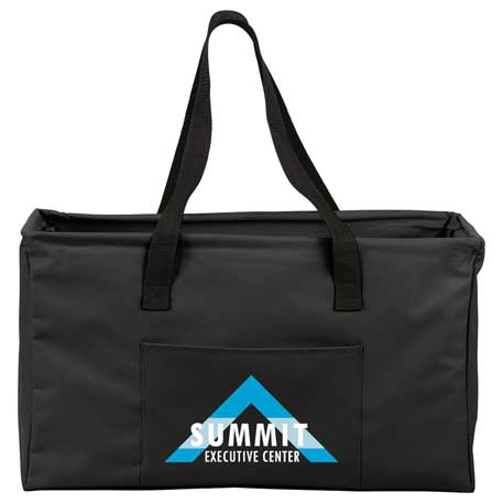 Large Utility Tote, SM-7095, 1 Colour Imprint