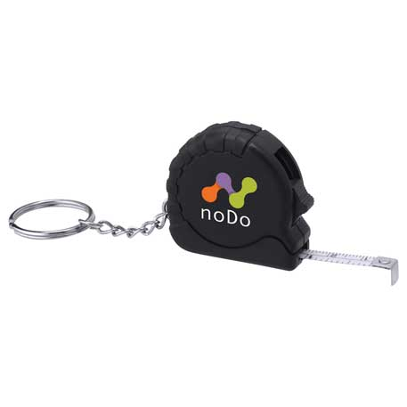 Pocket Pro Mini Tape Measure / Keychain, SM-9416 - 1 Colour Imprint
