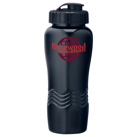 Surfside 26oz Sports Bottle, SM-6804, 1 Colour Imprint