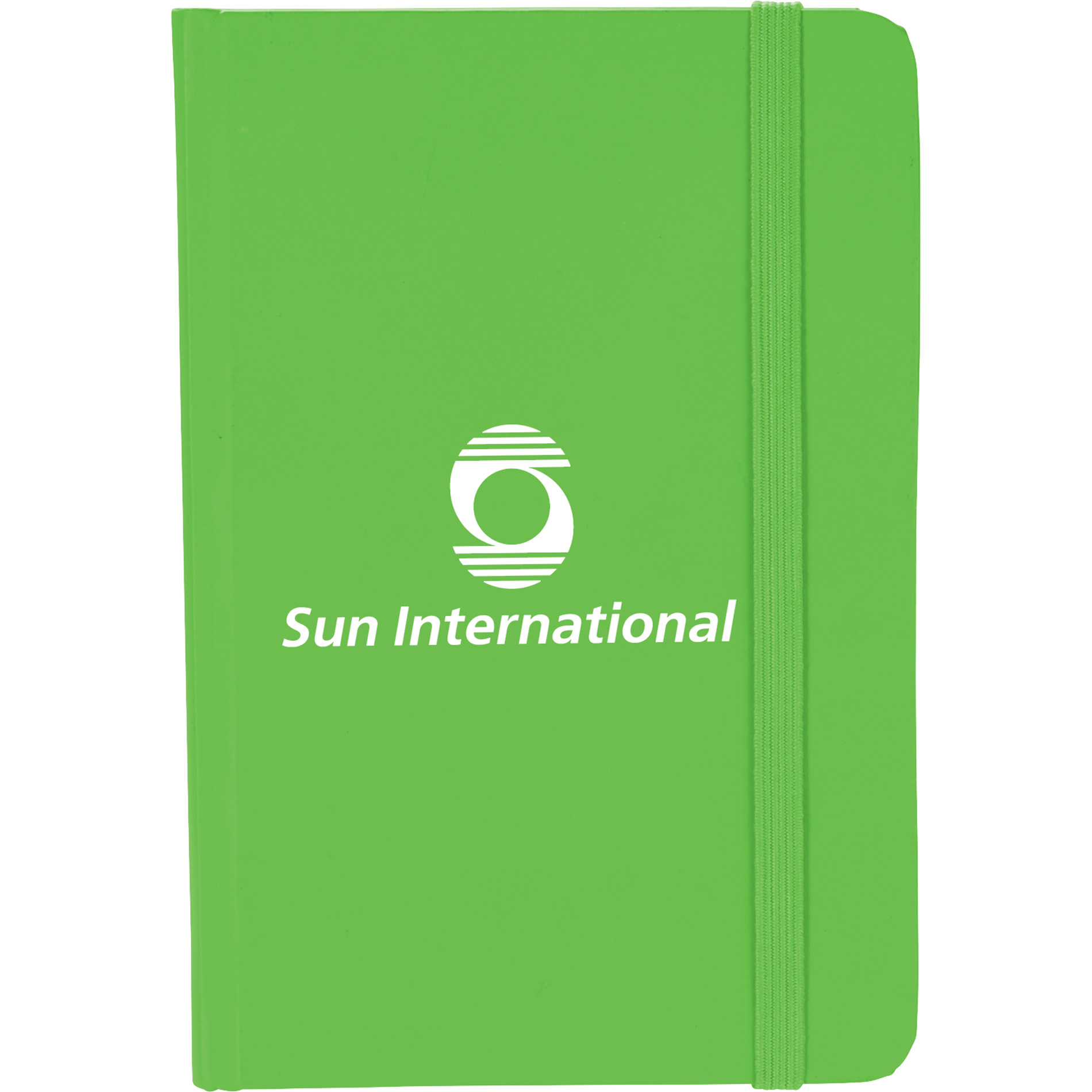 Rainbow Notebook - Small, SM-3416 - 1 Colour Imprint