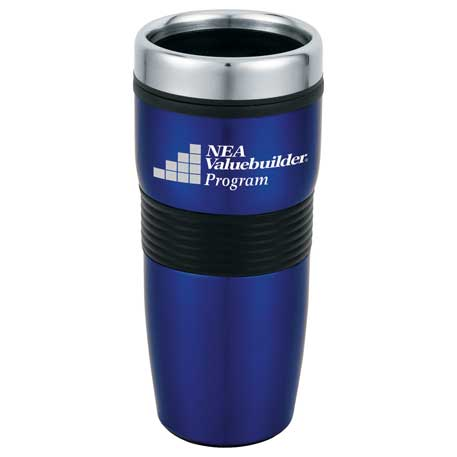 Cancun 16oz Travel Tumbler, SM-6734, 1 Colour Imprint