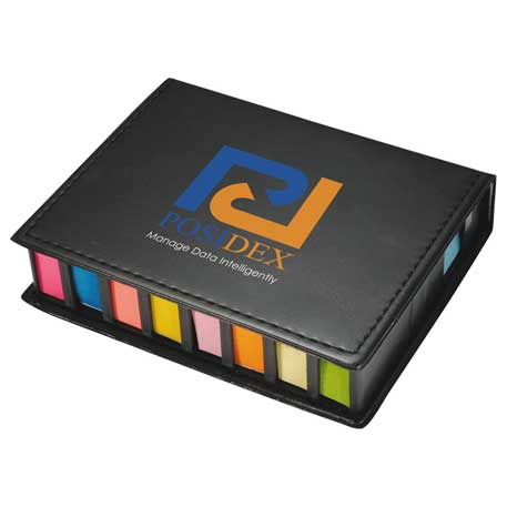 Deluxe Sticky Note Organizer, SM-3261, 1 Colour Imprint