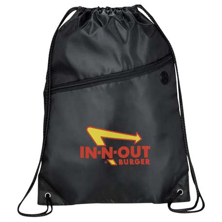 Robin Drawstring Bag, SM-7353, 1 Colour Imprint
