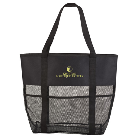 Utility Beach Tote, SM-7070, 1 Colour Imprint