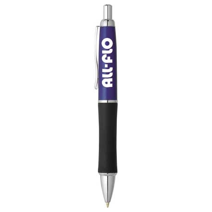 Collins Ballpoint Pen, SM-4127, 1 Colour Imprint