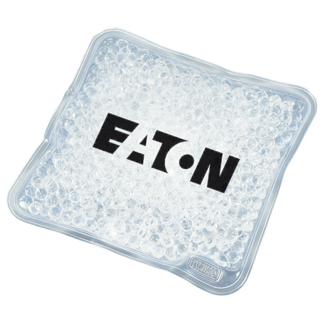 Mini Square Gel Hot/Cold Pack, SM-1595, 1 Colour Imprint