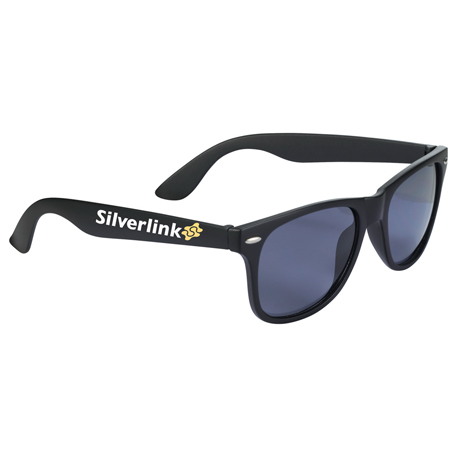 Matte Sun Ray Sunglasses, SM-7828, 1 Colour Imprint