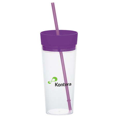 Templar 22-oz. Tumbler, SM-6659 - 1 Colour Imprint