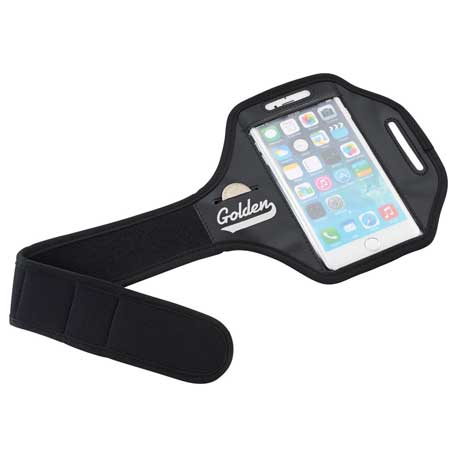 Smartphone Arm Strap, SM-7616 - 1 Colour Imprint
