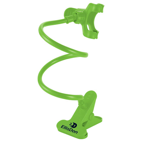 The Reach Clip-on Media Holder, SM-3954 - 1 Colour Imprint