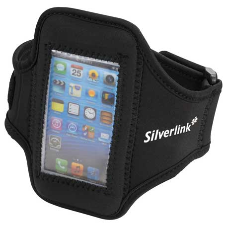 Arm Strap for iPhone 5/5S, SM-7605 - 1 Colour Imprint