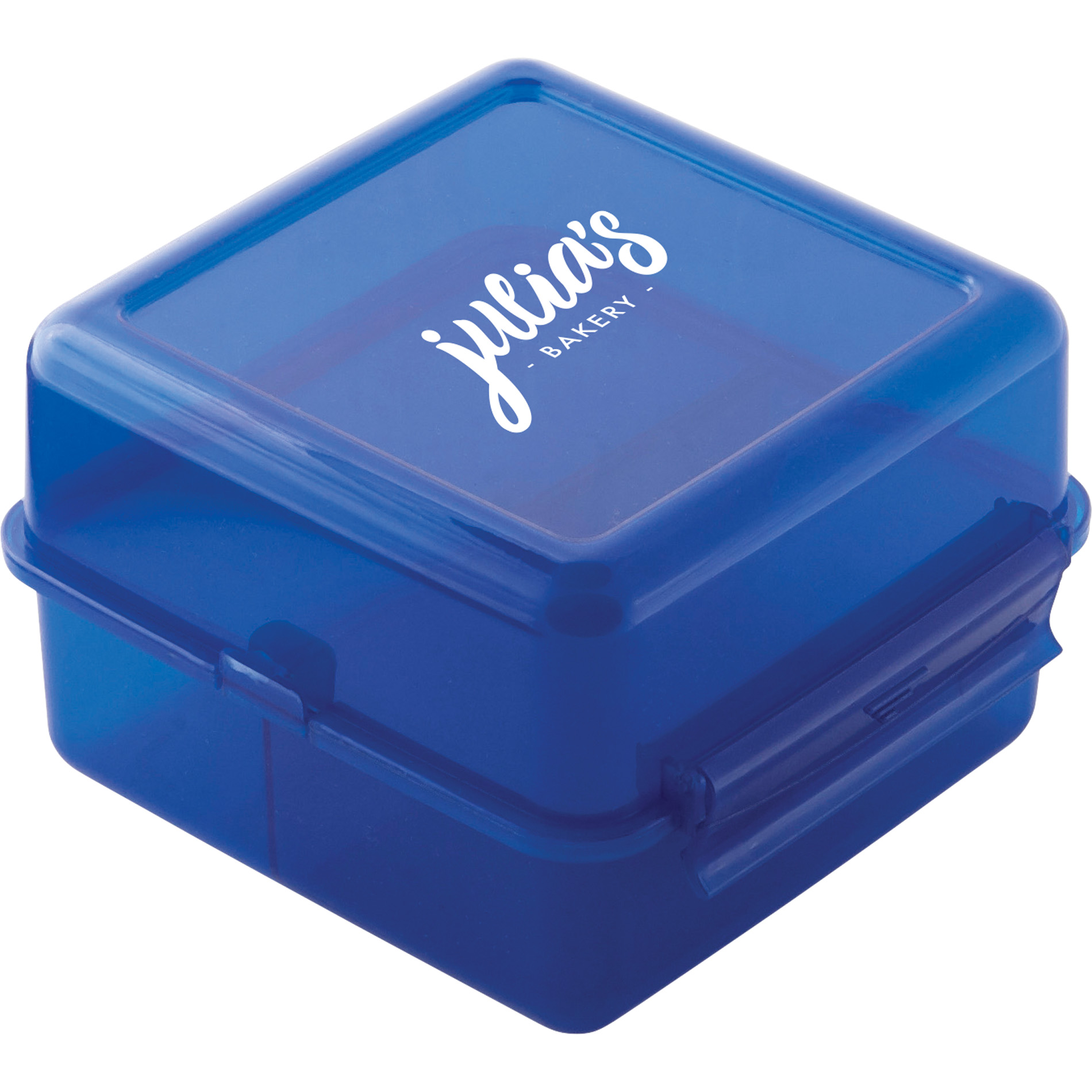 Multi Compartment Lunch Container, SM-2195, 1 Colour Imprint