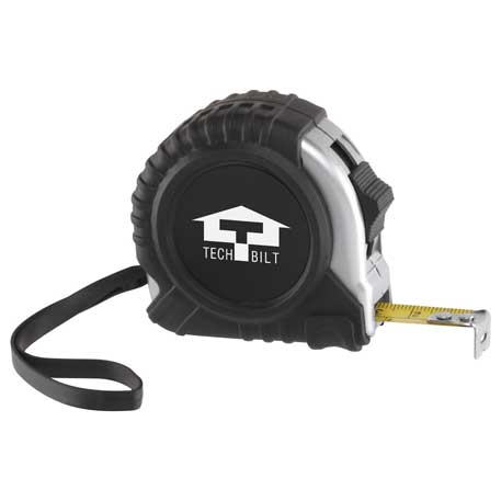 Journeyman Locking Tape Measure, SM-9403, 1 Colour Imprint