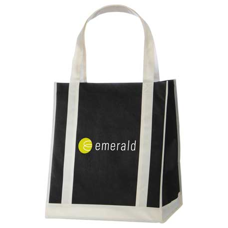 Apollo Non-Woven Grocery Tote, SM-7327, 1 Colour Imprint