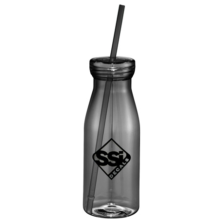 Yolo 18-oz. Tumbler with Straw, SM-6658 - 1 Colour Imprint