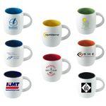 Custom 14 oz. Barrel Mug